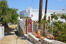 The Faltaits Historical and Folklore Museum, Skyros Town, Greece