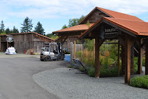 Beaufort Vineyard & Estate Winery, Courtenay, Canada