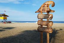 Playa Zicatela, Puerto Escondido, Mexico