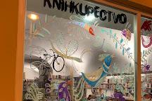 Knihkupectvo Artforum, Kosice, Slovakia