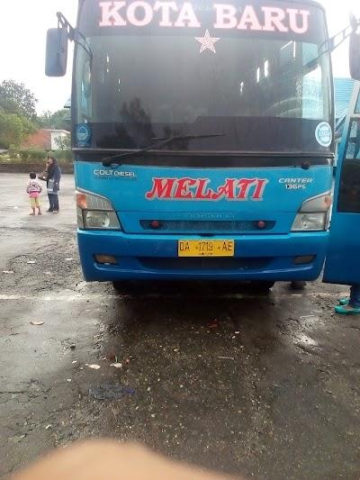 Terminal Bus Stagen