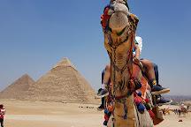 Pyramids of Giza, Giza, Egypt