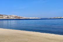 Megali Ammos, Mykonos Town, Greece