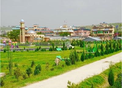 Hakim Taniwal park