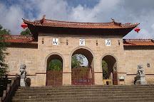 Shibaoshan Town, Jianchuan County, China