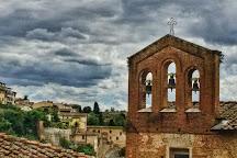 Casa di Santa Caterina, Siena, Italy