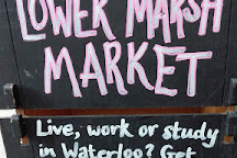 Lower Marsh Market, London, United Kingdom