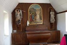 Chapelle Saint-Michel, Ile-de-Brehat, France