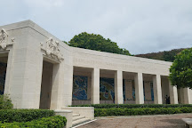 National Memorial Cemetery of the Pacific, Honolulu, United States