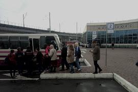 Автобусная станция   Kyiv Vydubychi