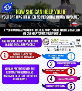SHC Accident Helpline Ltd