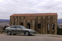 Santa María del Naranco. Prerrománico asturiano, Oviedo, Spain