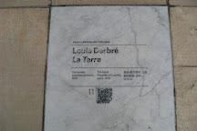 Sculpture La Terre, Courbevoie, France