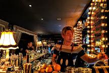 Backstage Cocktail Bar, Bangkok, Thailand
