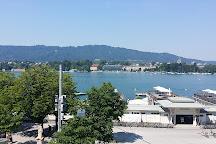 Seebad Utoquai, Zurich, Switzerland