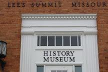 Lee's Summit History Museum, Lee's Summit, United States