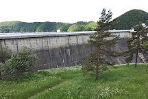 Dam in Solina, Solina, Poland