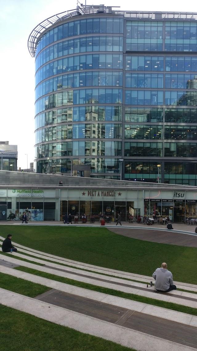 Paddington centre