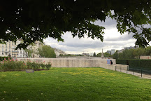 Memorial des Martyrs de la Deportation, Paris, France