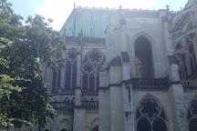 Basilica Cathedral of Saint Denis, Saint-Denis, France