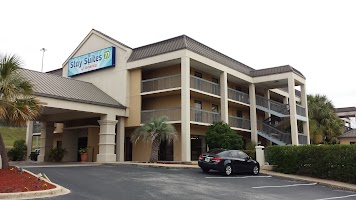 Crestview Florida Map.Stay Suites Of America Crestview Florida Map Choctawhatchee