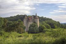 Chateau de Villemonteix, Saint-Pardoux-les-Cards, France