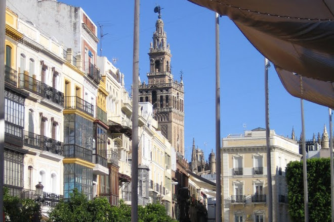 Plaza de San Francisco, Seville, Spain