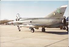 PAF Base Masroor karachi