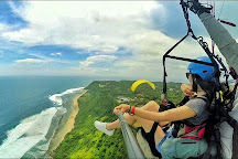 Nyang Nyang Paragliding, Pecatu, Indonesia