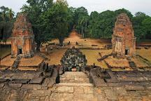 Prasat Suor Prat, Siem Reap, Cambodia
