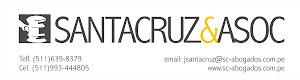 SantaCruz & Asociados - Estudio de Abogados. Dr. Javier Santa Cruz G. 9