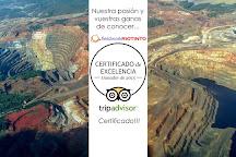 Fieldwork Riotinto, Minas de Riotinto, Spain