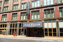 National Blues Museum, Saint Louis, United States
