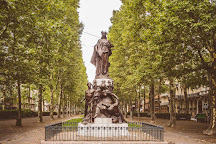 Visit Jardin du Grand Rond on your trip to Toulouse or France