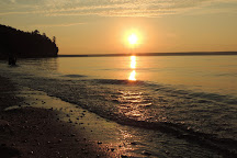 Sand Point Beach, Munising, United States