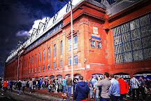 Ibrox Stadium, Glasgow, United Kingdom