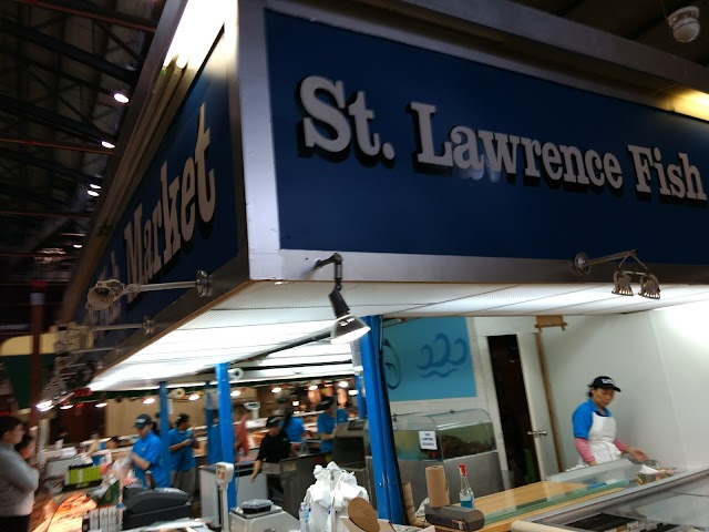 St.Lawrence Fish Market