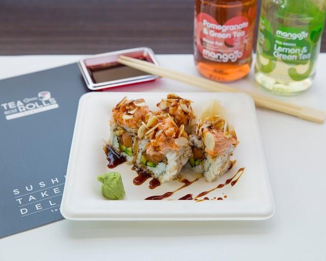 Tea and Rolls Sushi