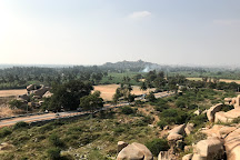 Hemakuta Hill Temple Complex, Hampi, India