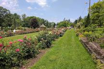 Renziehausen Park Rose Garden, McKeesport, United States
