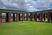 Labuan War Cemetery, Labuan Island, Malaysia