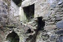 Finlarig Castle Ruins, Kilin, United Kingdom