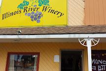 Illinois River Winery, Utica, United States