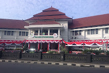 Malang City Hall Monument, Malang, Indonesia