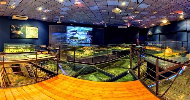 Museoscope du Lac de Serre-Poncon