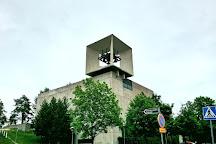 Jarvenpaan kirkko, Jarvenpaa, Finland