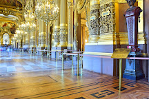 Bibliotheque-musee de l'Opera, Paris, France