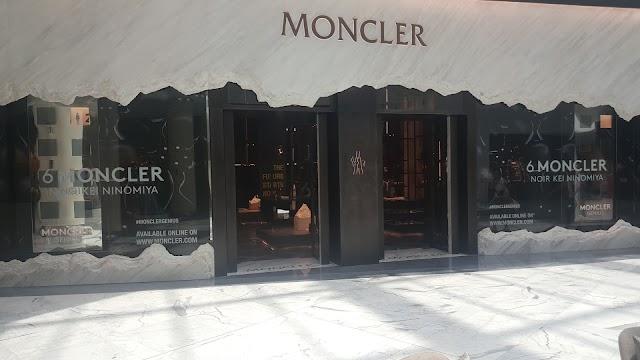 Moncler Dubai Mall Of Emirates