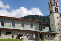 Chiesa Sacro Cuore di Gesu, Canazei, Italy
