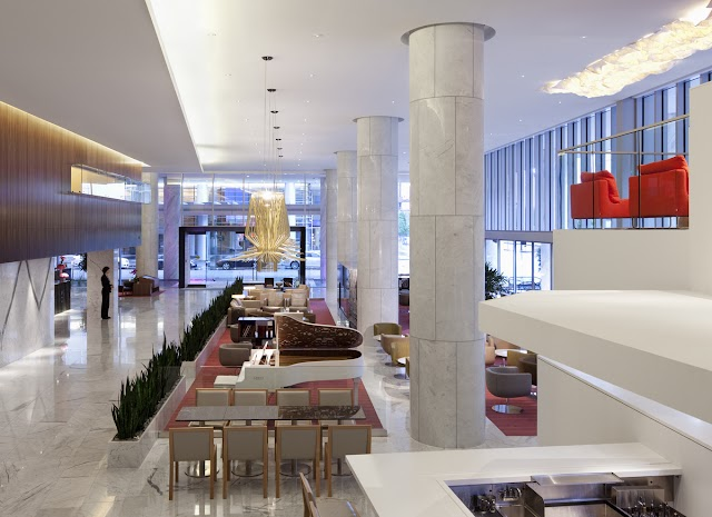 The Lobby Lounge and RawBar